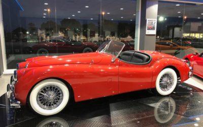 Jaguar XK 140 Le Mans Vehículo de Colección
