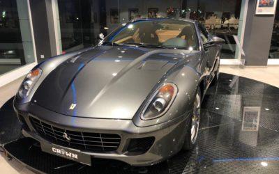 Ferrari 599 GTB Fiorano Vehículo Nacional