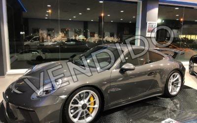 Porsche 911 GT3 Nuevo a Estrenar Vehículo Nacional