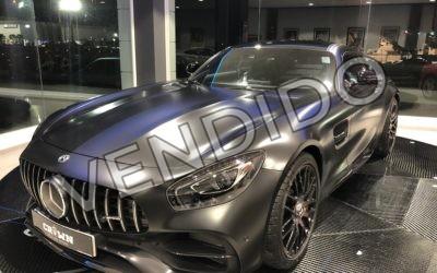Mercedes Benz AMG GT 50 Aniversario Vehículo Nacional
