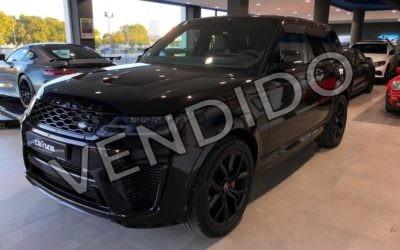 Land Rover Sport SVR