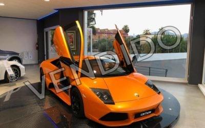 Lamborghini Murciélago LP640 Coupe