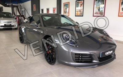 Porsche 991 4S NACIONAL COMO NUEVO