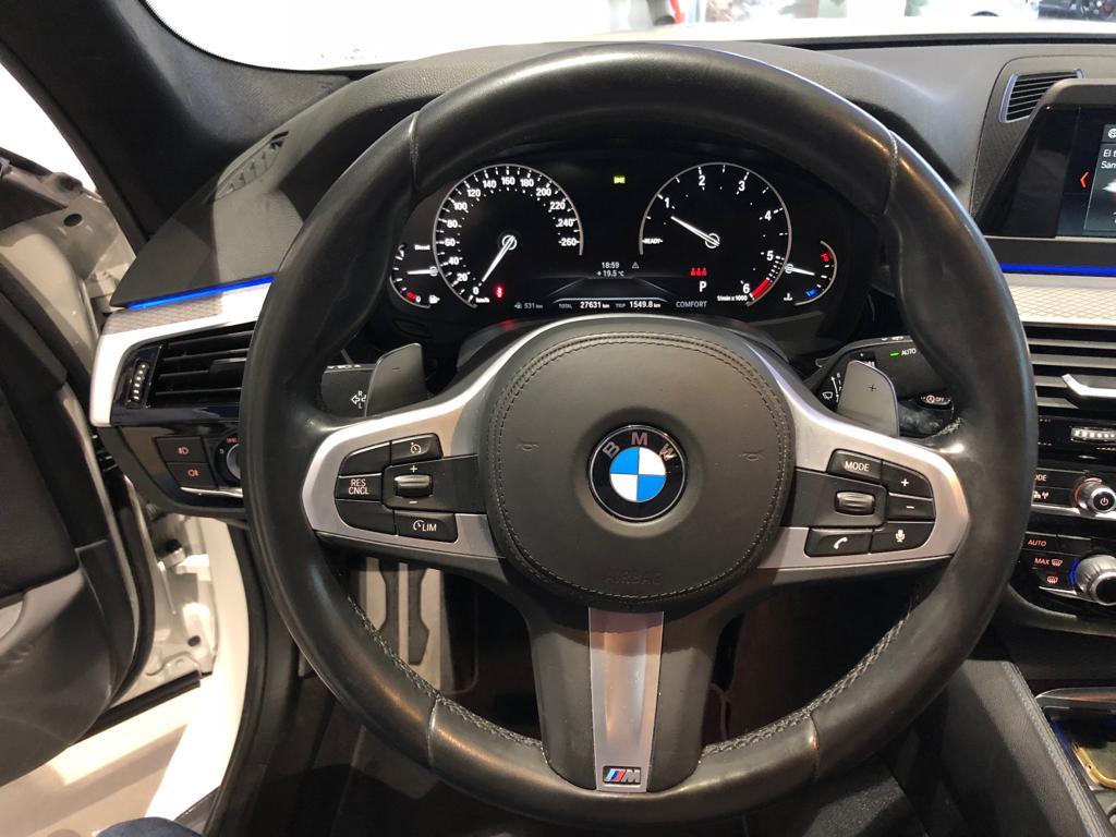 Volante BMW 530