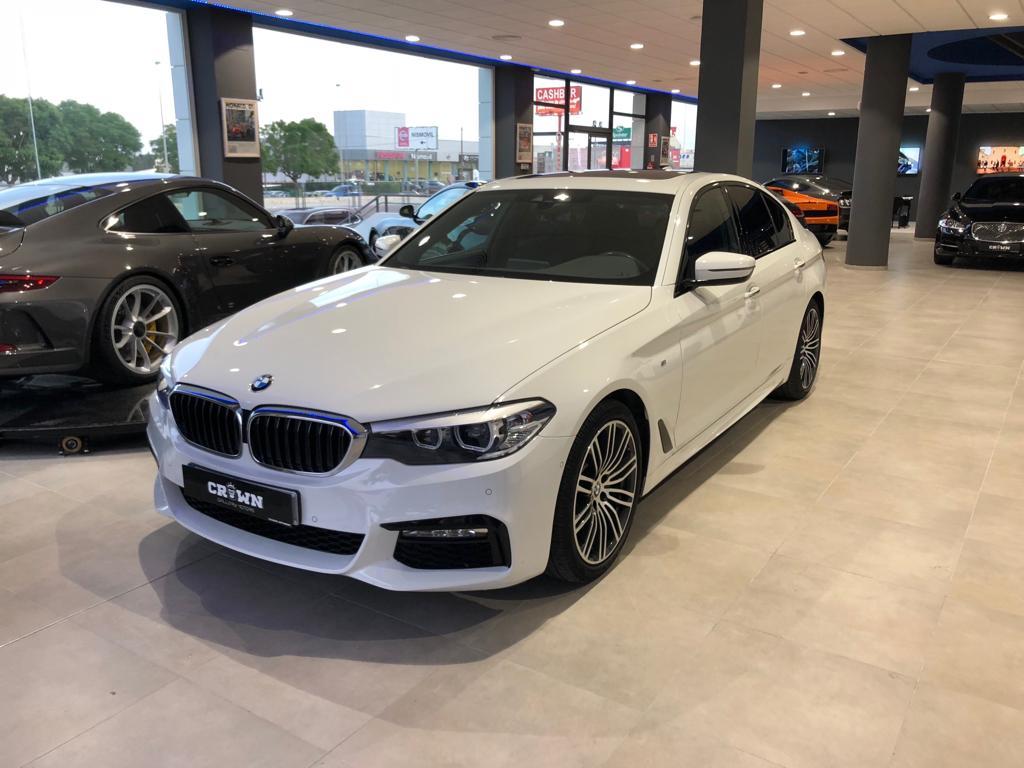 BMW 530 Alicante