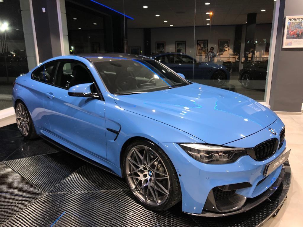 BMW M4 COMPETITION Alicante