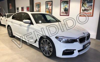 BMW 530 VEHICULO NACIONAL