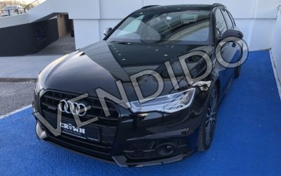 Audi A6 TDI COMPETITION