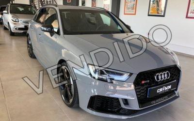 Audi RS3 VEHICULO NACIONAL