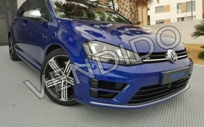 VW Golf R  STAGE2 – 400cv –