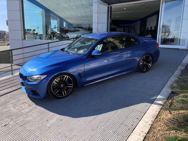BMW 435 Cabrio lateral