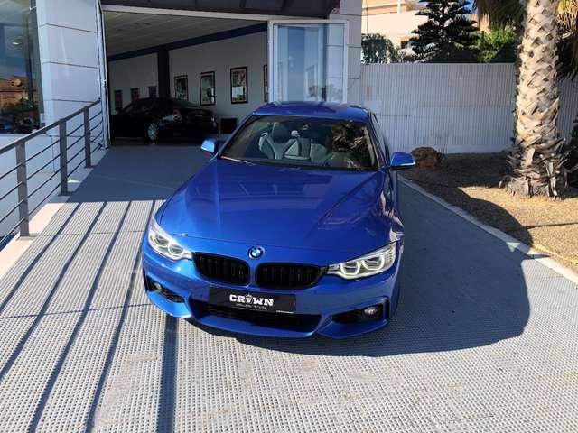 BMW 435 Cabrio Frontal