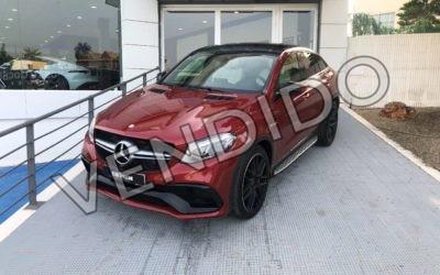 Mercedes-Benz GLE 63 AMG S