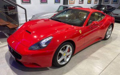 Ferrari California 4.3 V8
